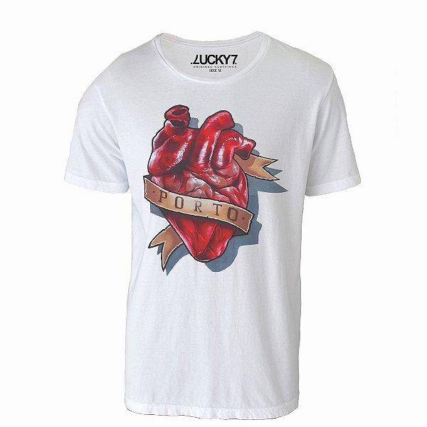 Camiseta Lucky Seven - Porto's heart