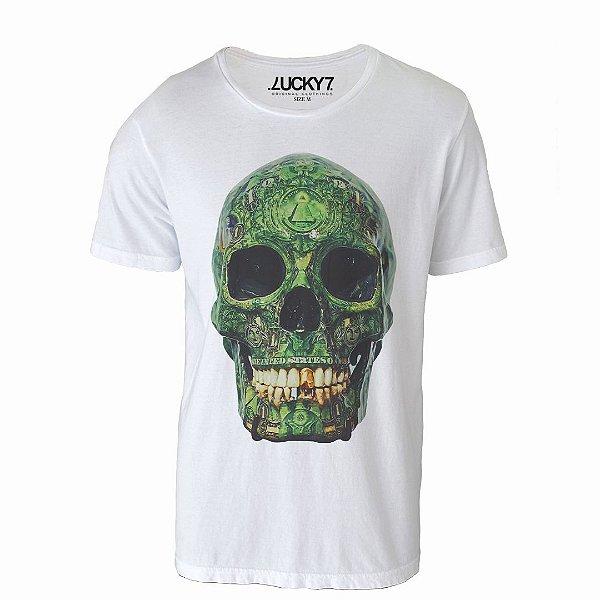 Camiseta Lucky Seven - Rich Head