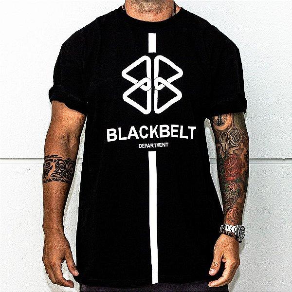 Camiseta Tubular - BlackBelt. Department