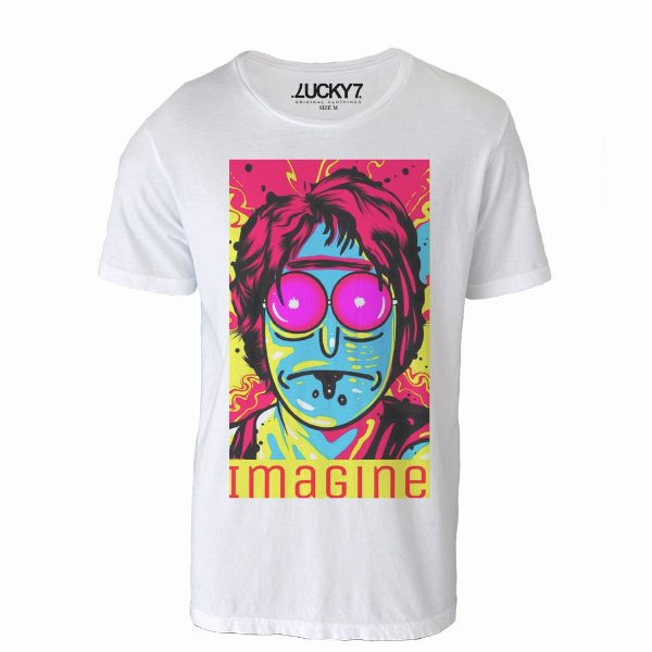 Camiseta Lucky Seven - Imagine