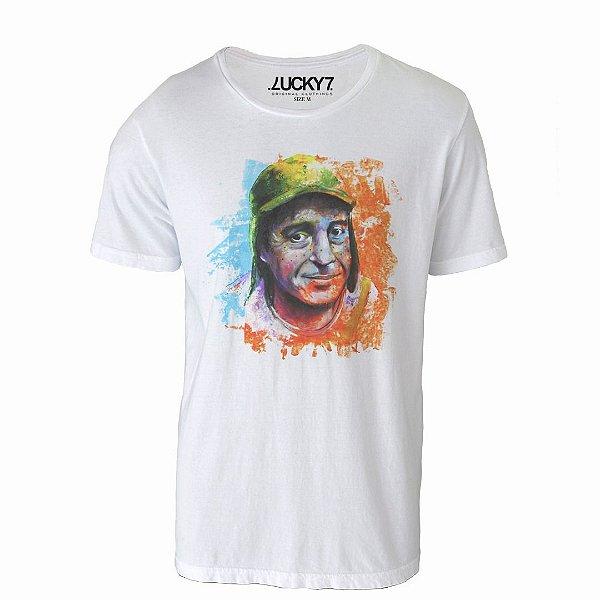 Camiseta Lucky Seven - Chaves Art