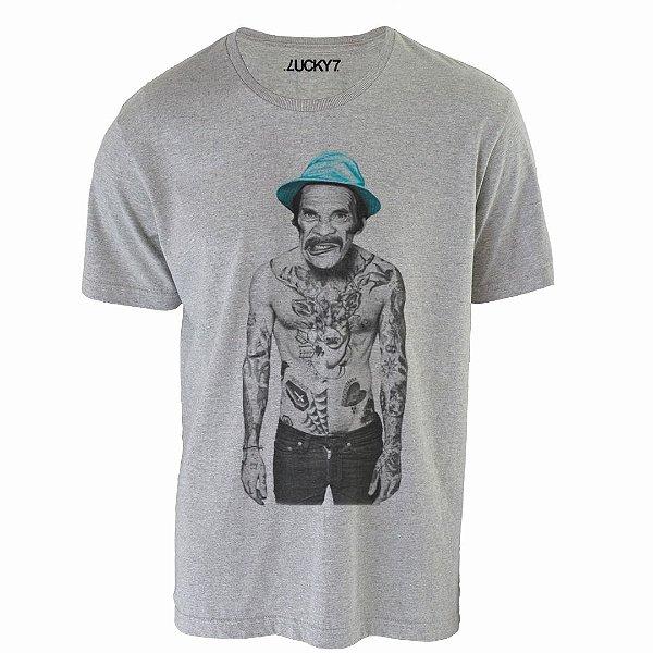 Camiseta Lucky Seven - Madruga Tattoed