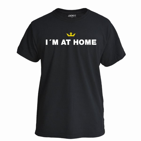 Camiseta Lucky Seven - I'm At Home