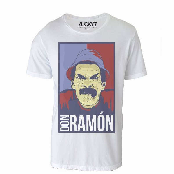 Camiseta Lucky Seven - Don Ramon