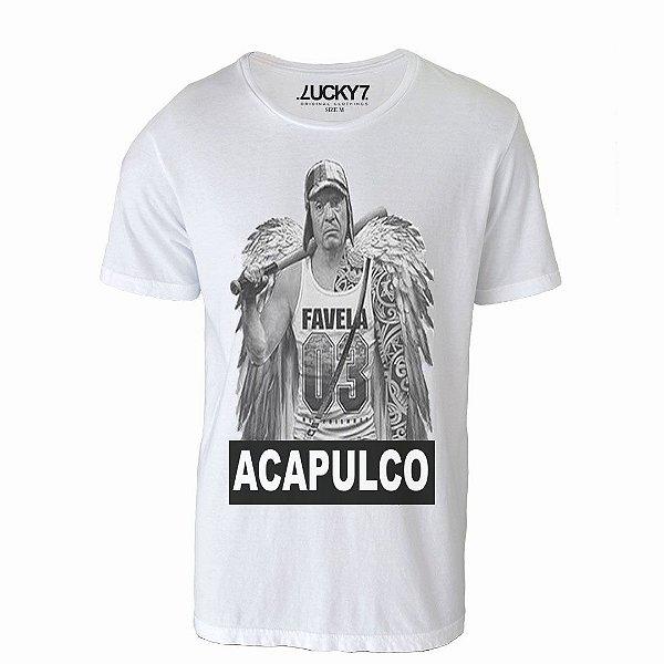 Camiseta Lucky Seven - Chaves Acapulco