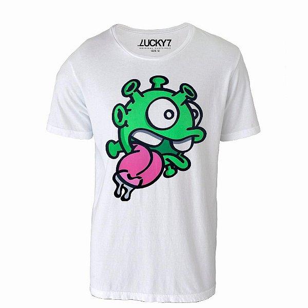Camiseta Lucky Seven - Crazy Virus