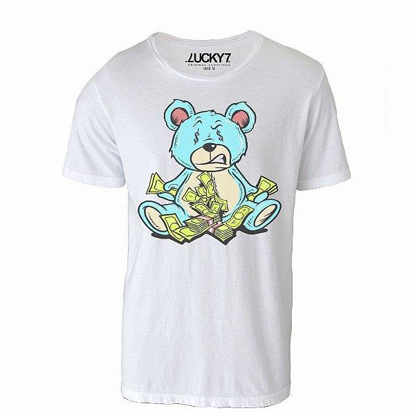 Camiseta Lucky Seven - Money Bear