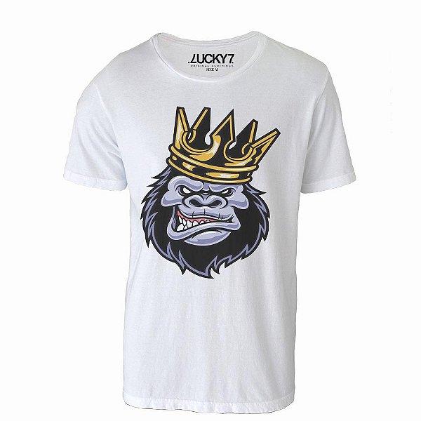 Camiseta Lucky Seven - King Gorilla