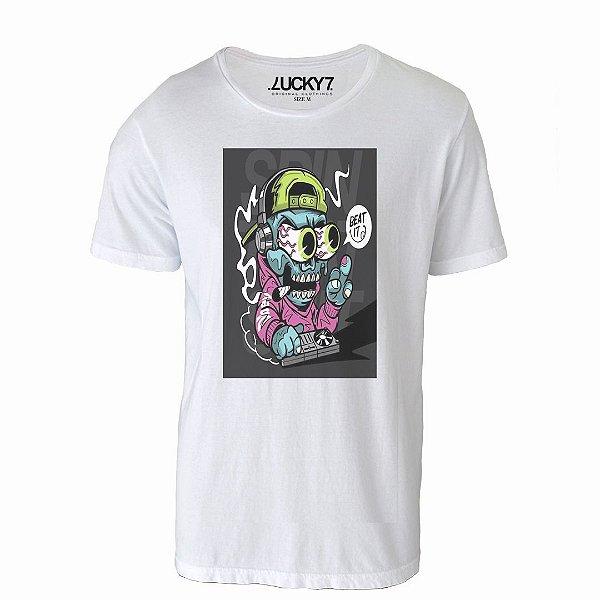 Camiseta Gola Básica - Beat It!