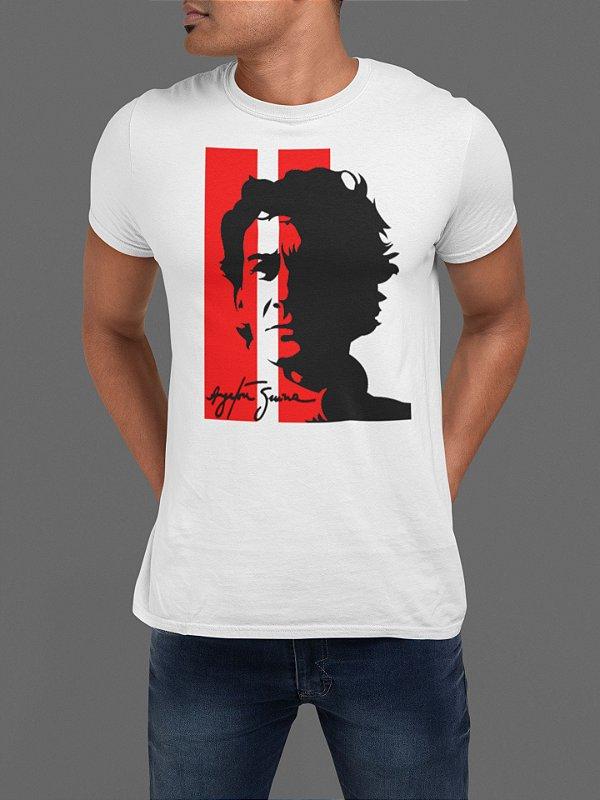 Camiseta Lucky Seven - Ayrton Senna do Brasil