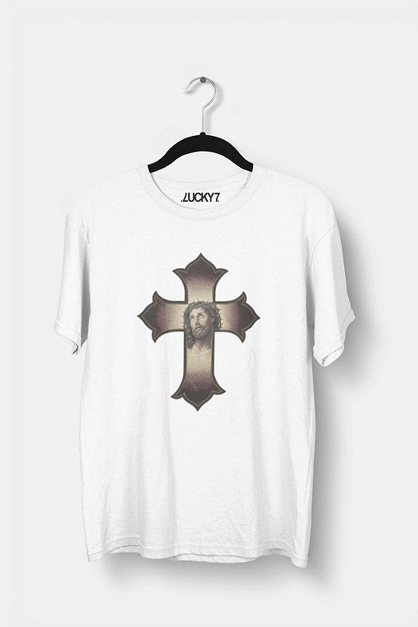 Camiseta Gola Básica - Believe It