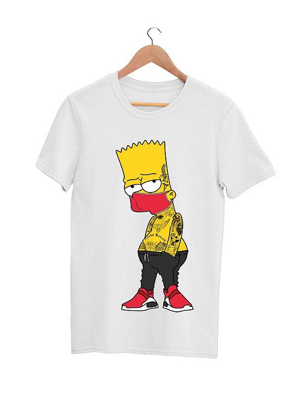 Camiseta Gola Básica - Bartolomeu