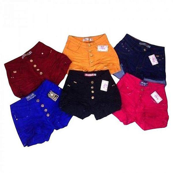 d8a6a396ac9 Shorts verÃo colorido feminino sonhar aqui você pode jpg 600x600 Feminino  colorido