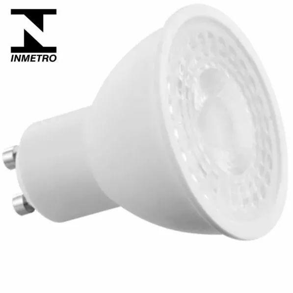 Lâmpada Dicróica LED Dimerizável 7W 127V 2700K - BRILIA