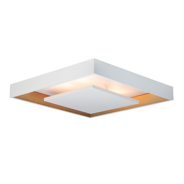 Plafon Sobrepor New Picture LED 2700K 286 / 287 / 288 - luz indireta - New Line