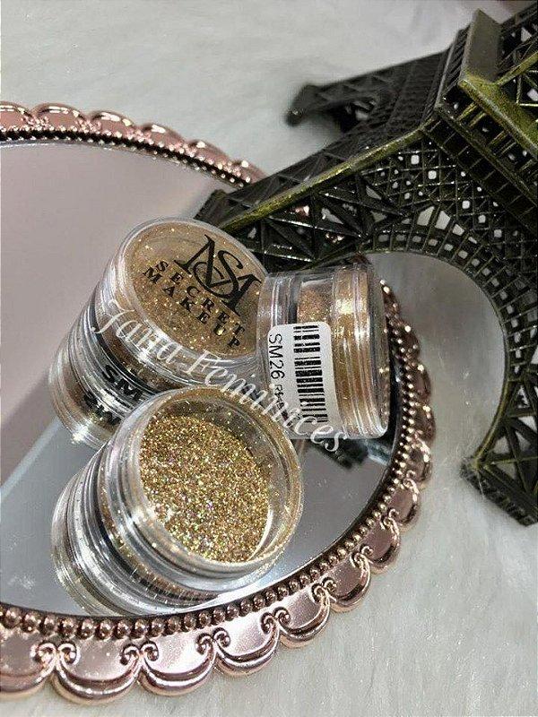 Asa de Borboleta SM - n°26 - Secret Makeup