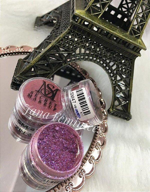 Asa de Borboleta SM - n°47 - Secret Makeup