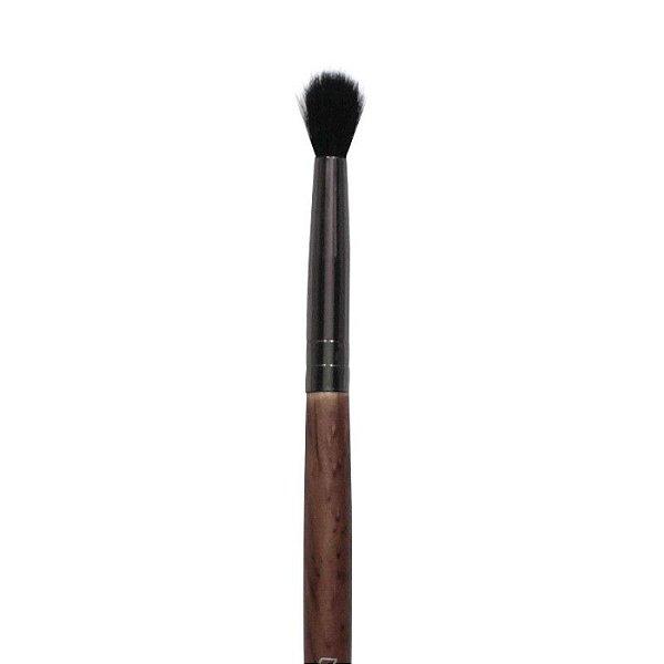 Pincel Profissional para Esfumar Pequeno - M911 - Linha Madeira - Macrilan