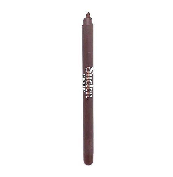 Lápis Delineador para Olhos - Marrom - Suelen Makeup