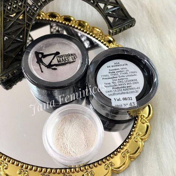 Asa de Borboleta - n°43 - Rz Makeup