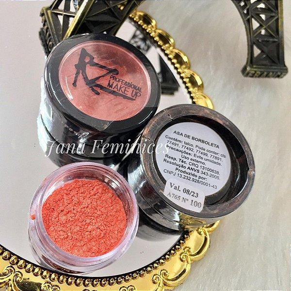 Asa de Borboleta - n°100 - Rz Makeup