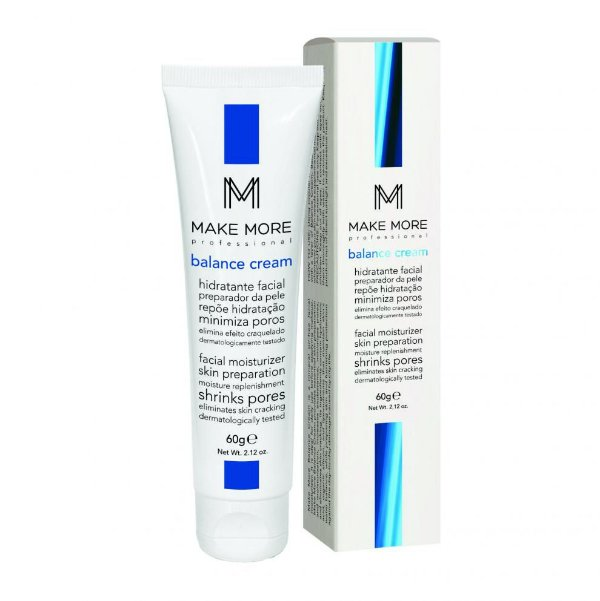 Hidratante Facial Balance Cream - Make More