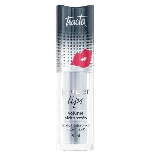 Power Lips - Gloss Labial Incolor - Tracta