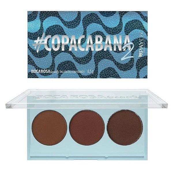 Paleta de Contorno - #Copacabana 2 - By Boca Rosa Beauty - Payot