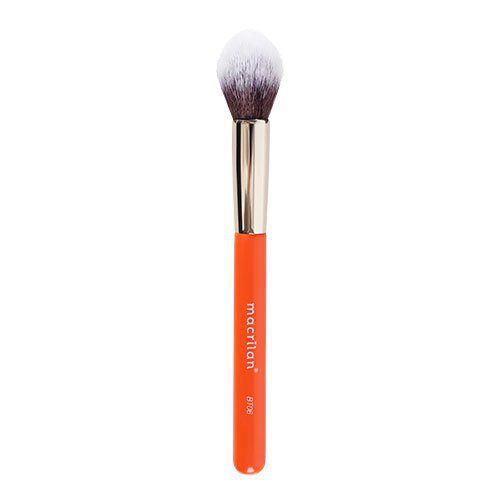 Pincel Profissional para Pó – Área dos Olhos - BT06 - Linha Beauty Tools - Macrilan