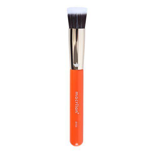 Pincel Profissional Duo Fiber Kabuki - BT04 - Linha Beauty Tools - Macrilan
