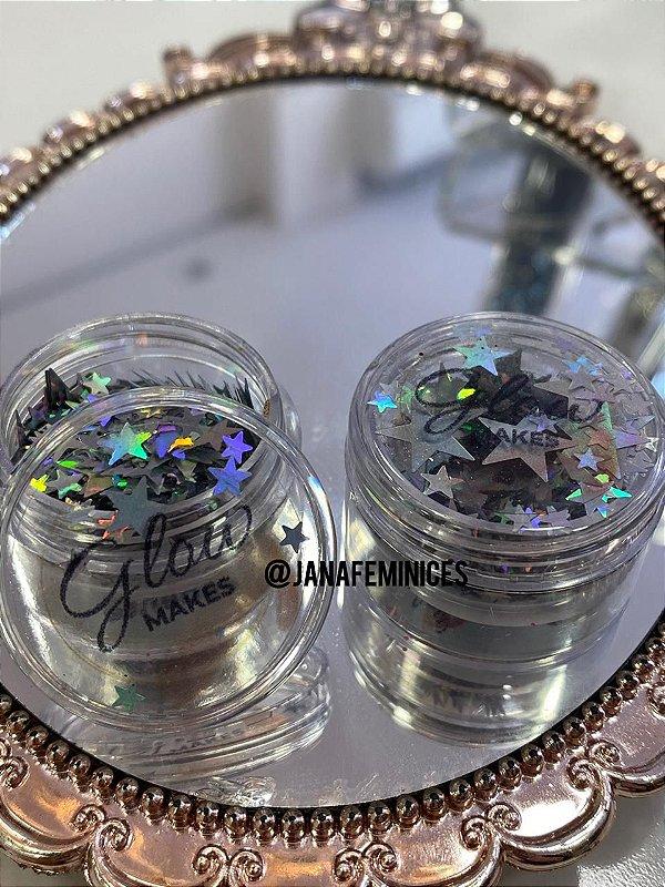 Glitter Estrela Cadente - Glow Makes