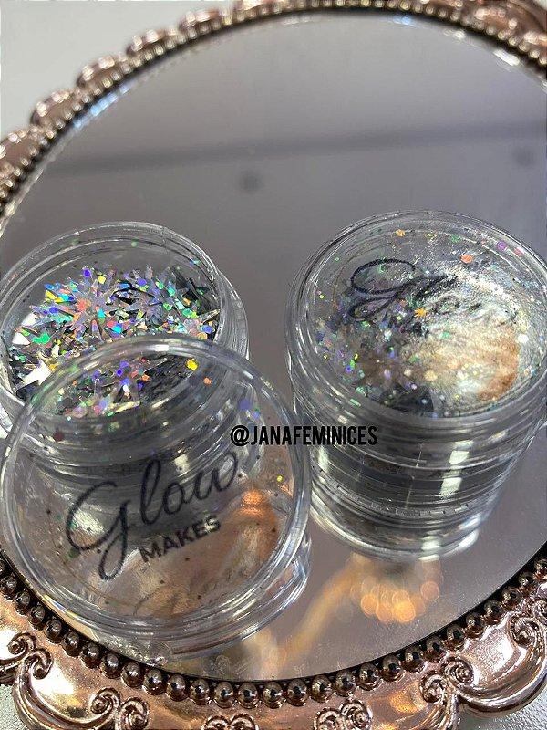 Glitter Tati Bueno Universo - Glow Makes
