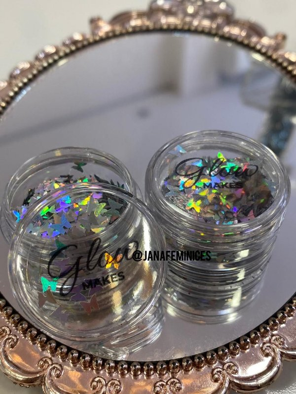 Glitter Fly - Glow Makes