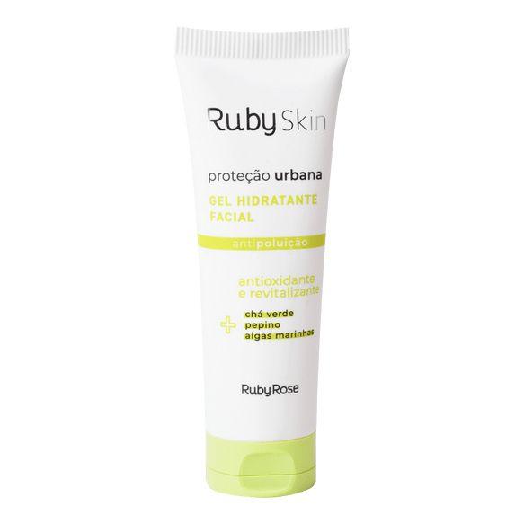 Gel Hidratante Facial - Proteção Urbana - HB-406 - Ruby Rose