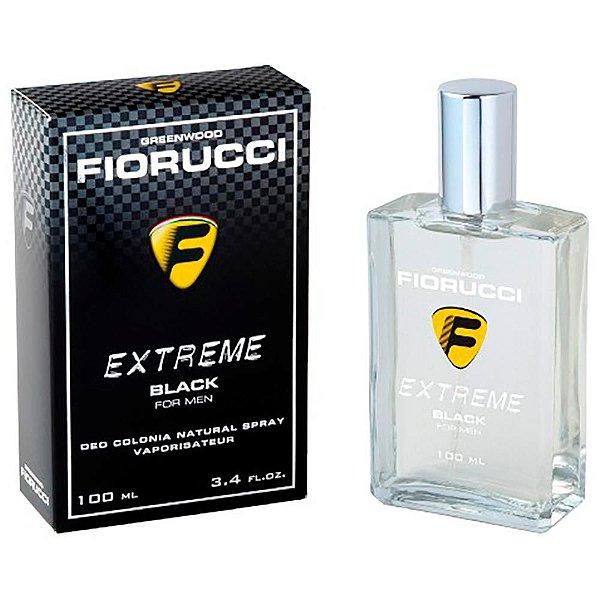 Extreme Black For Men Deo Colônia Fiorucci 100ml