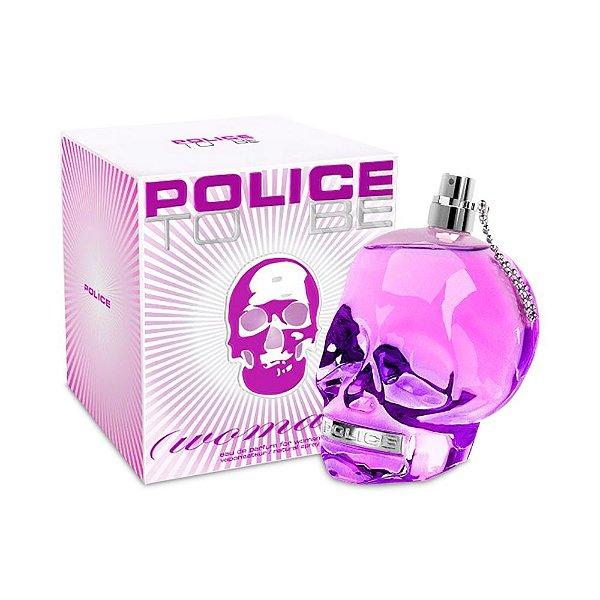 Perfume EDP Police To Be Woman 75ml
