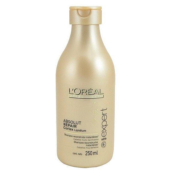 L'Oréal Professionnel Absolut Repair Cortex Lipidium - Shampoo Reconstrutor - 250ml