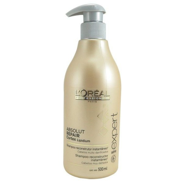 L'Oréal Professionnel Absolut Repair Cortex Lipidium - Shampoo Reconstrutor - 500ml
