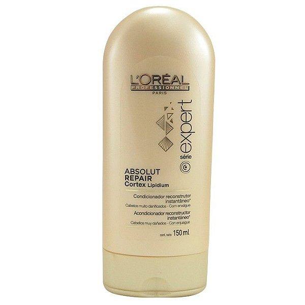 L'Oréal Professionnel Absolut Repair Cortex Lipidium - Condicionador Reconstrutor - 150ml