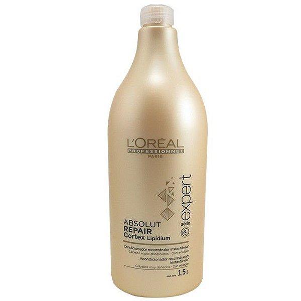 L'Oréal Professionnel Absolut Repair Cortex Lipidium - Condicionador Reconstrutor - 1500ml
