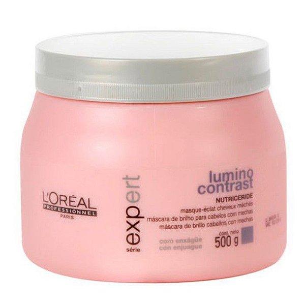 L'Oréal Professionnel Lumino Contrast - Máscara de Tratamento - 500ml
