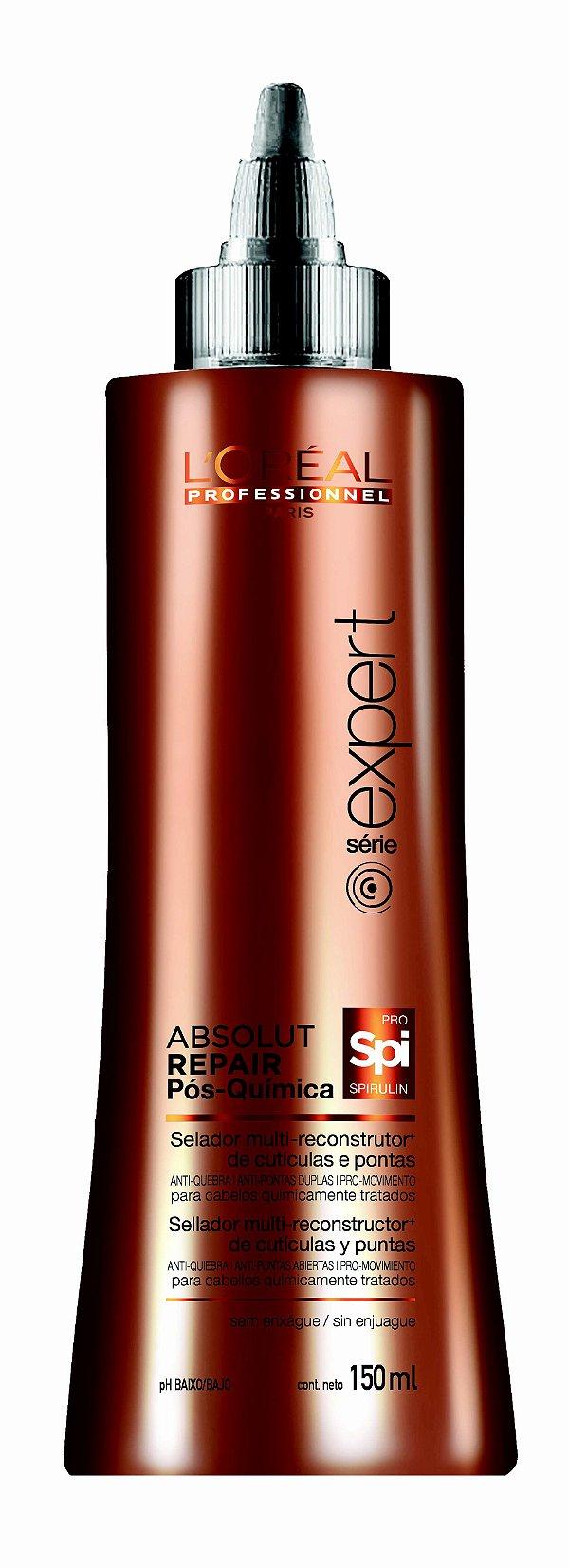 L'Oréal Professionnel Selador Absolut Repair Pós Química - Creme de Pentear - 150ml