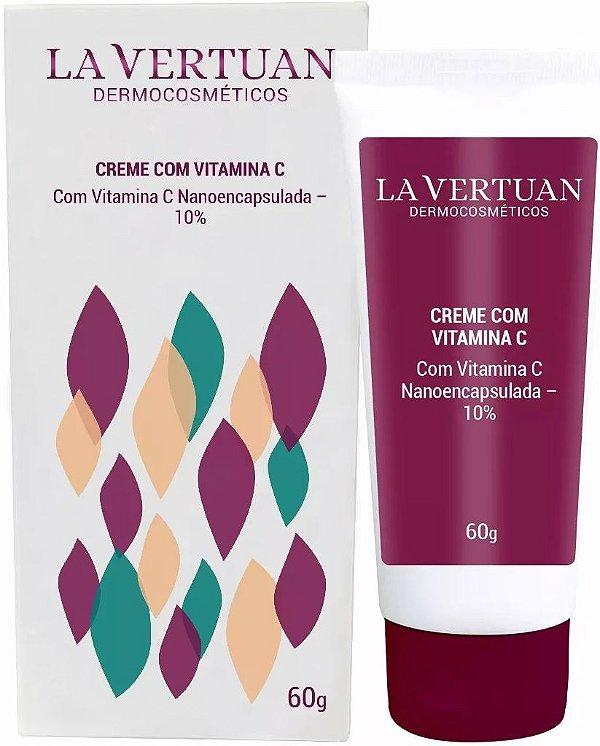 Creme Com Vitamina C 60g - La Vertuan
