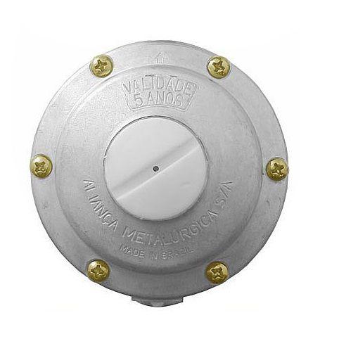 Regulador para Gás 506/02 Bt 5Kg/h. Aliança