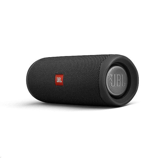 Caixa de Som JBL Flip 5 Bluetooth a Prova D'agua