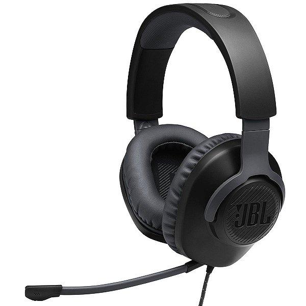 Fone de ouvido gamer JBL Quantum 100