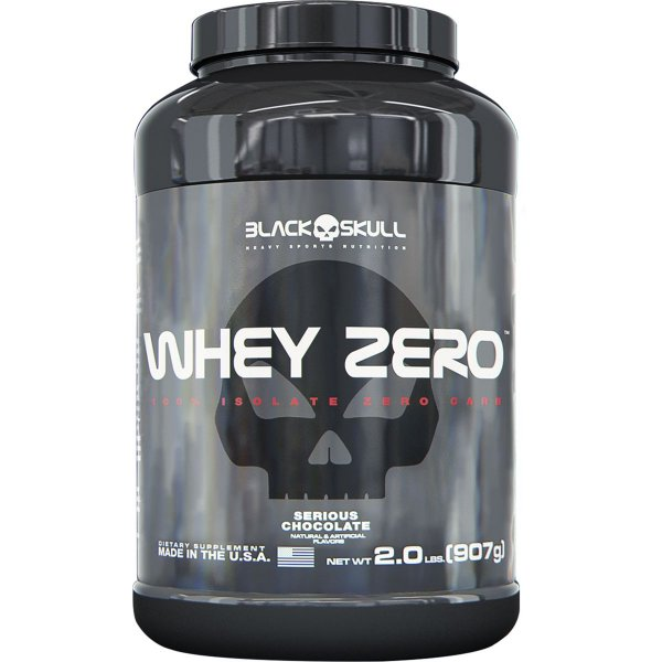 Whey Zero 907g (2lb) Chocolate - Artur Suplementos 266195987f2da