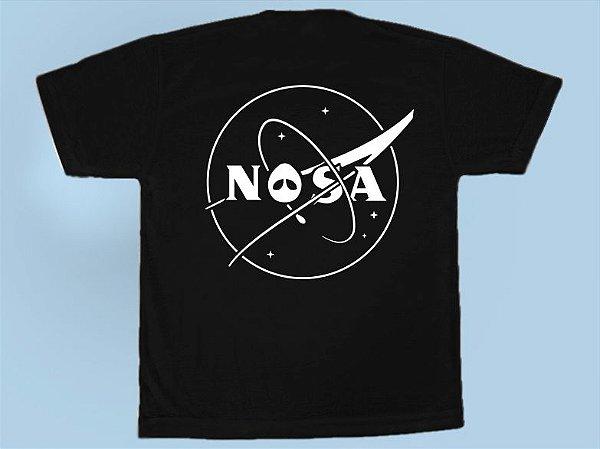Camiseta Nasa X Alien