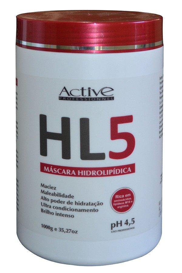 HL5 - HIDROLIPÍDICA MÁSCARA REPOSIÇÃO ÁGUA E ÓLEOS.
