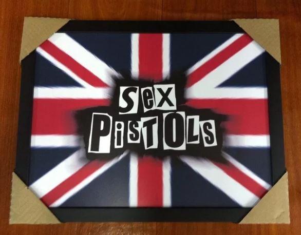 Quadro - Sex Pistols
